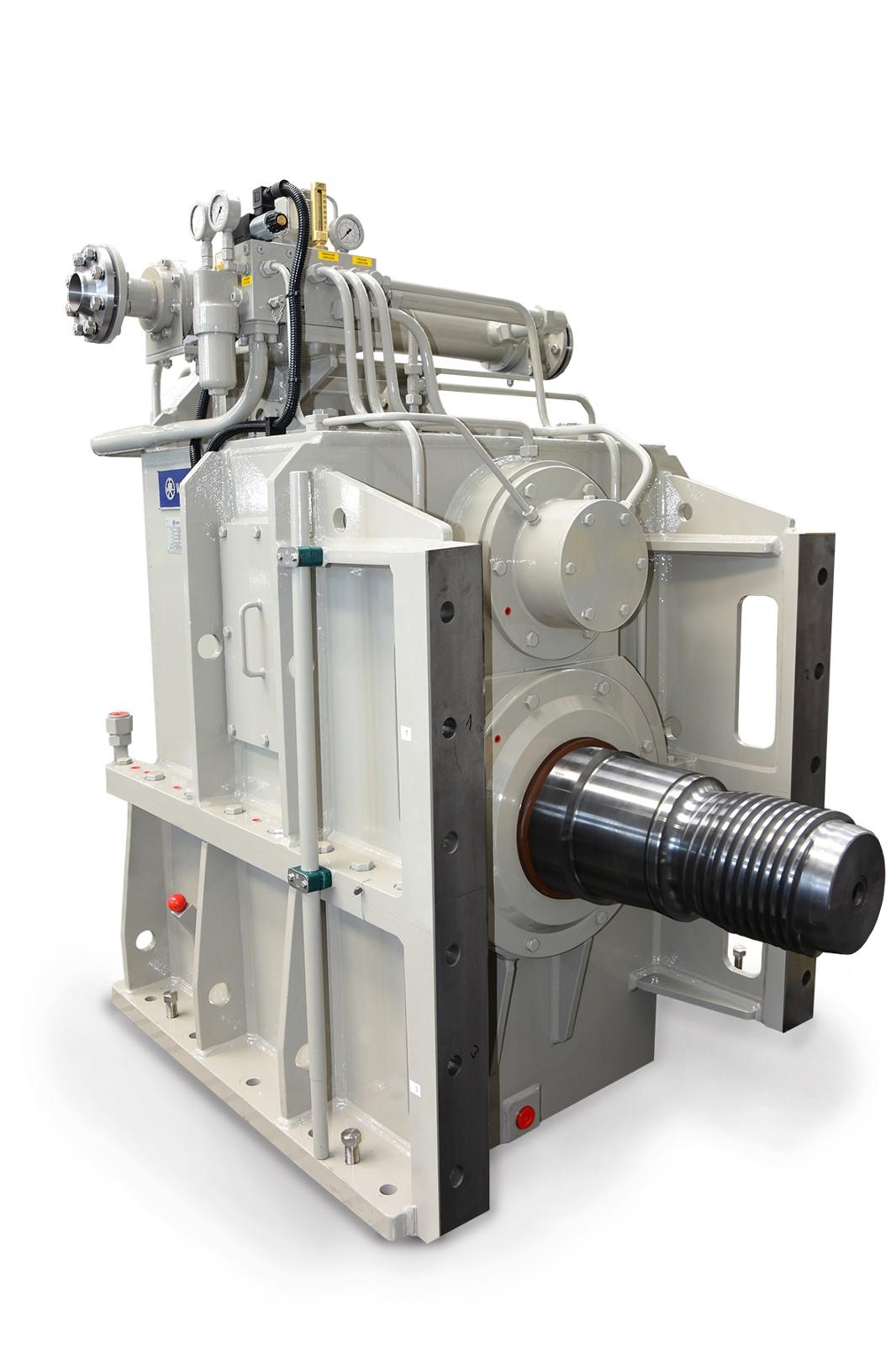 Dredge pump gearbox - Wikov