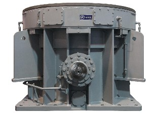 VMH gearbox for vertical mills