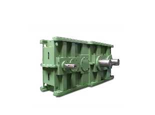 Internal mixer parallel gearbox