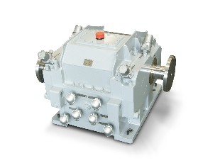 High-speed pump drive gearbox