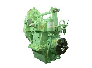 Gearbox for ship hydraulic controlled propeller drive