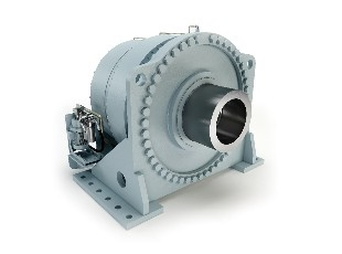 Sugar mill planetary gearbox with a hollow shaft